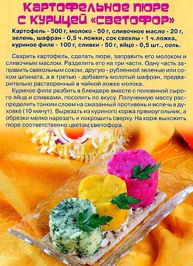 Коллекция рецептов детских блюд с пошаговыми фото и инструкциями.