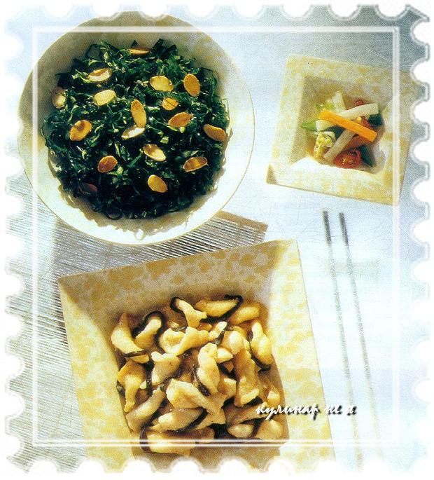 Приготовление блюд из мяса мелким куском