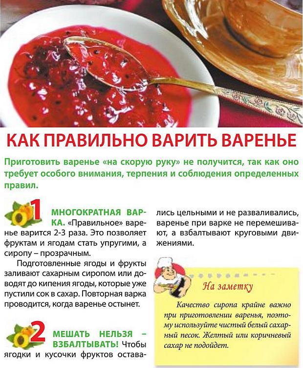 домашние рецепты