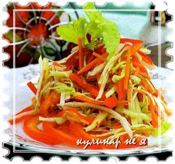 Панагюрский салат