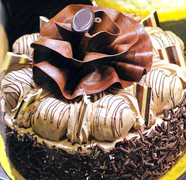 пирожное шоколадница  nonsense