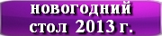 новогодний стол 2013 г