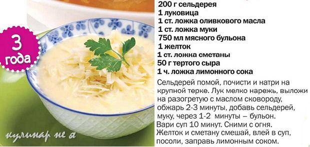 Супы рецепт отзывы