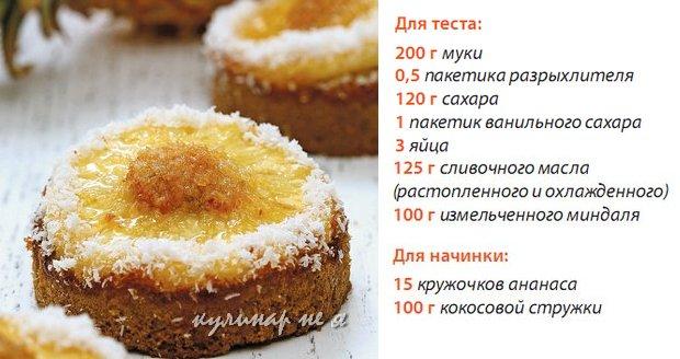 Пирожные Macaroons от Александра Селезнева