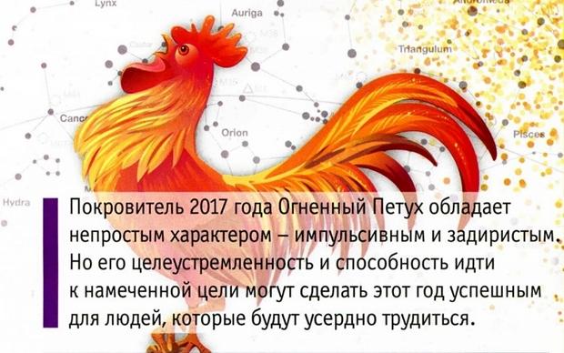 гороскоп на 2017 г
